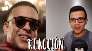 (REACCIÓN) Daddy Yankee & Wisin y Yandel - Si Supieras (Video Oficial)
