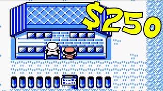 $250 Pokemon Red/Blue/Yellow Speedrun Competition (Softlock%)