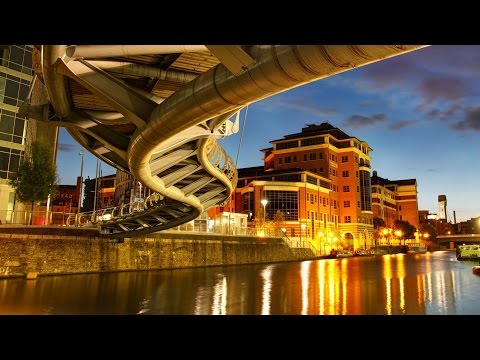 Discovering Bristol 2016 Part 1: City Center and Harbour