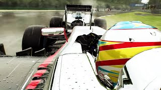 F1 2015 Gameplay Features Trailer English (All HD)