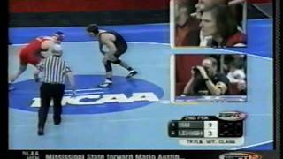 Cael Sanderson goes for # 4!!!