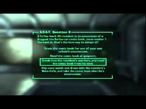 Fallout 3 Ep. 4: Sexual Inuendos