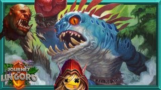 Turn 5 Megafin!? New Murloc Shaman is OP.
