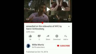 Another racist rant by Aaron M Schlossberg surfaced 2yrs ago | even whites aren't safe!