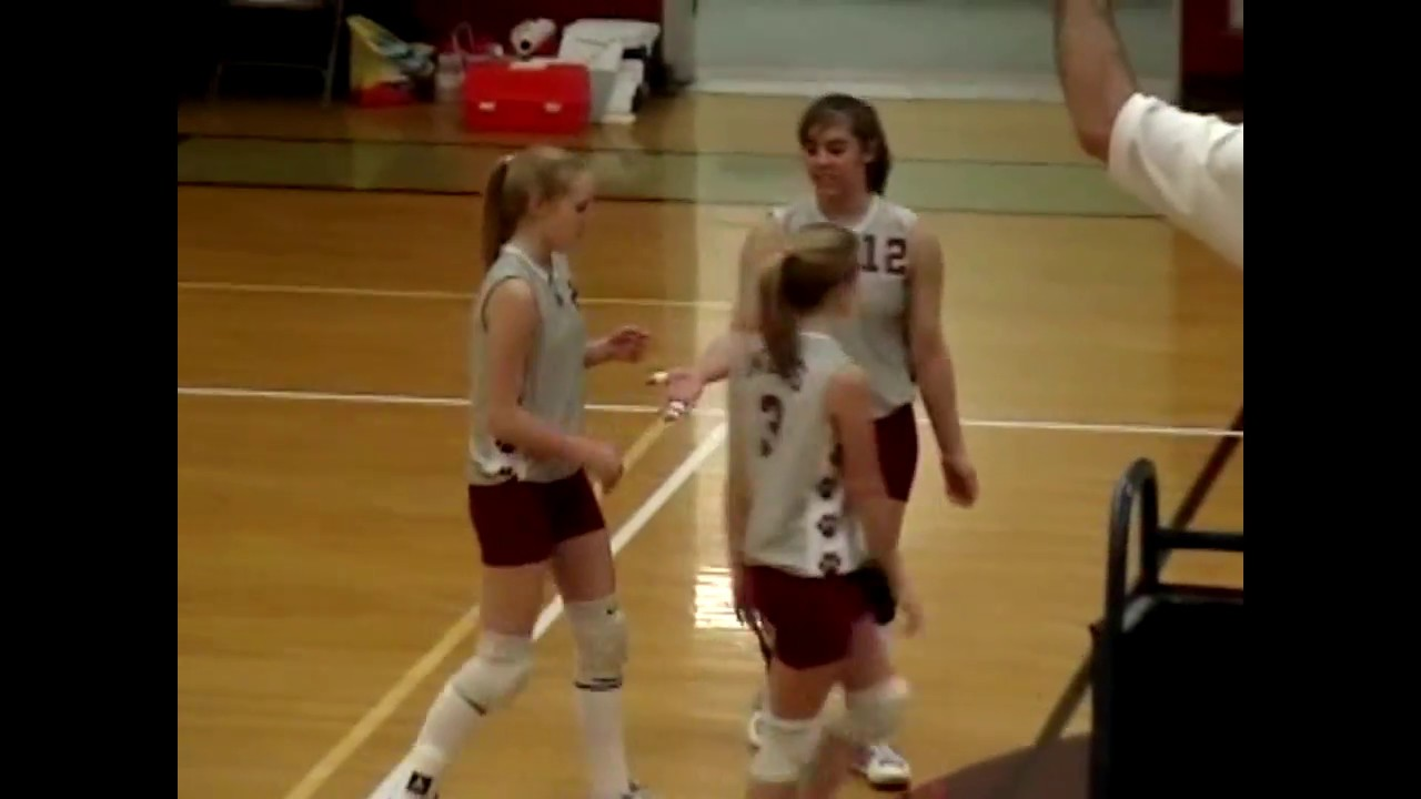 NCCS - AuSable Valley JV Volleyball  1-4-05