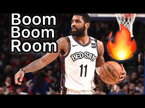 Kyrie Irving NBA Mix~Boom Boom Room (Roddy Rich)