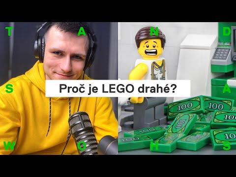 Proč je LEGO tak drahé? (bonus z Patreonu)