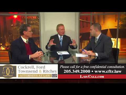 1/18/2018 - Workers' Compensation Process - Tuscaloosa, AL - LawCall - Legal Videos