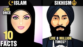 10 Surprising Differences Between ISLAM and SIKHISM