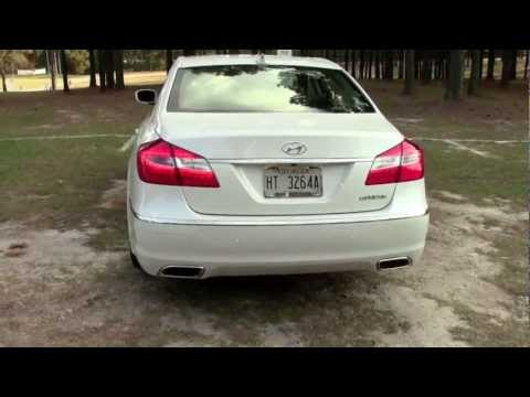2012 Hyundai Genesis 3.8, Detailed Walkaround