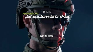ShadowStrike Tactical Ballistic Sunglasses