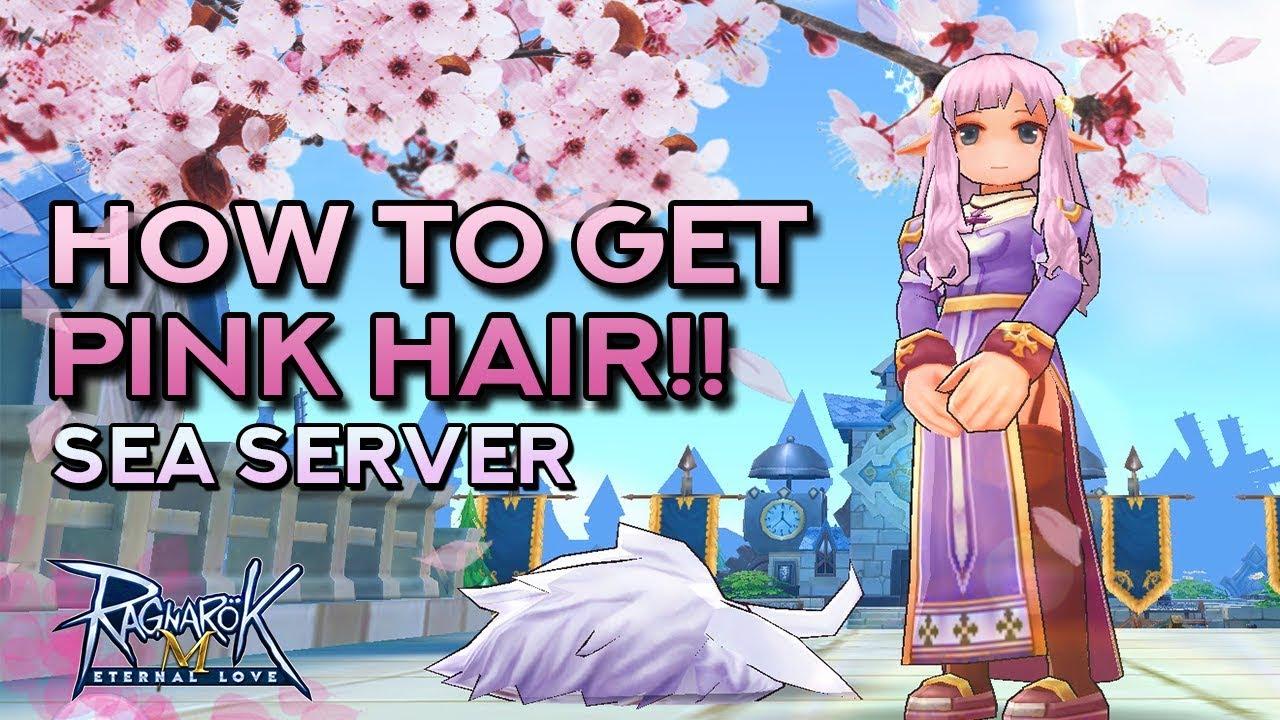 new hairstyle quest ragnarok - satu huruf n