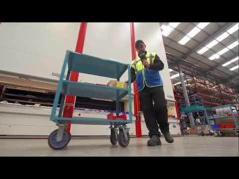 Terex Finlay Parts Facility (Northern Ireland)
