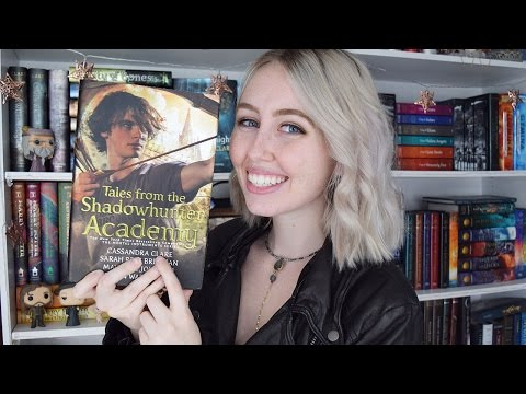 TALES FROM THE SHADOWHUNTER ACADEMY BOOKTALK