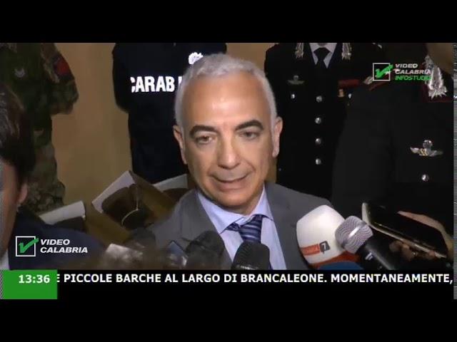 InfoStudio il telegiornale della Calabria notizie e approfondimenti  - 14 Ottobre 2019 ore 13.30