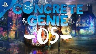[PS4] Concrete Genie #05 - Powrót do Latarni Morskiej