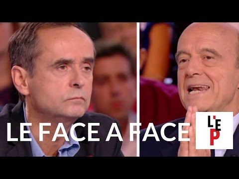 Robert Ménard face à Alain Juppé  - L'Emission politique le 06/10/16 (France 2)