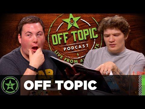 Where Art Thou Sand? Robot Hand! – Off Topic #19