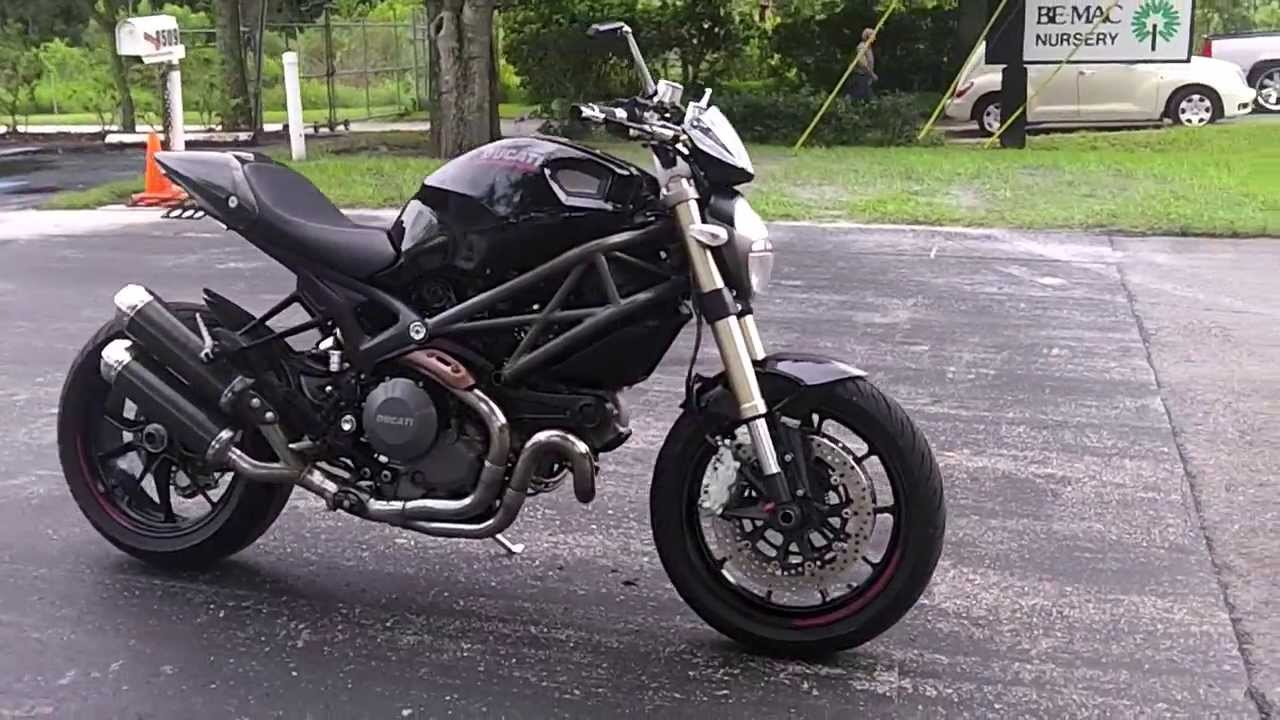 Ducati Monster Evo Black