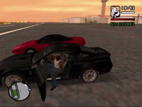 What does dating do for you in gta san andreas