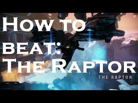 How to Beat the Raptor in Warframe