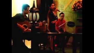 Đông (Cover)- Singer: Teresa Nhu, Guitarist: Tân Bo, Cajon:Eugene Vũ