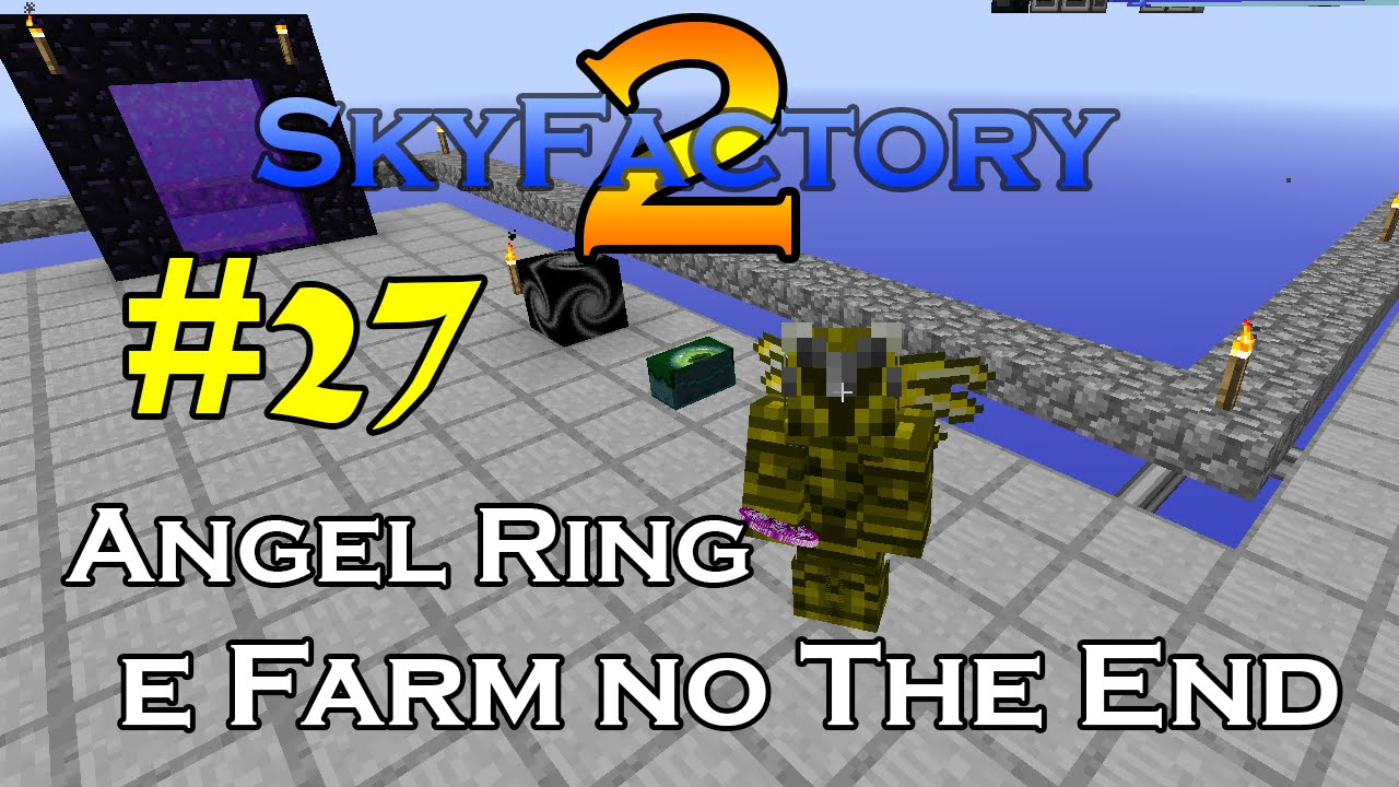 Skyfactory  Ring Of