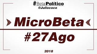 #Microbeta #27Ago (Audio)