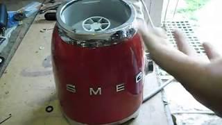 видео Ремонт холодильников Smeg