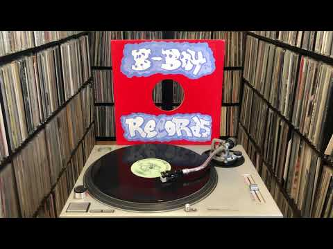 """Boogie Down Productions """"My 9mm Goes Bang"""" Full 12"""""""