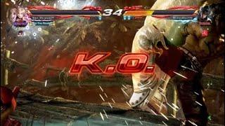 Tekken 7 Season 2 - Lucky Chloe's Road to Revered Ruler