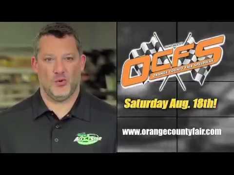 Tony Stewart's All-Star Circuit of Champions Sprint Car Series at OCFS