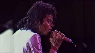 Michael Jackson - Rock With You - Live Yokohama (Japan) 1987 Bad World Tour High Definition 720P 60FPS.