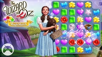 The Wizard of Oz: Magic Match (by Zynga) - Android Gameplay HD