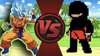 Son-GOKU vs CHA! Animation von: DH-Animationen