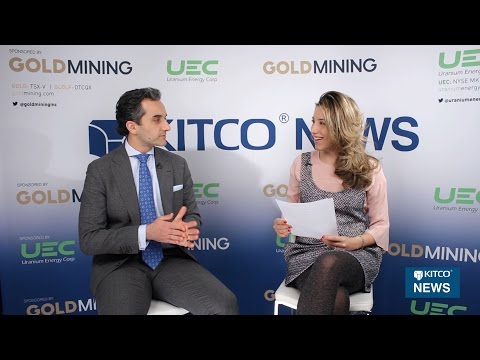 Talking The Other Yellow Metal With Uranium Energy CEO