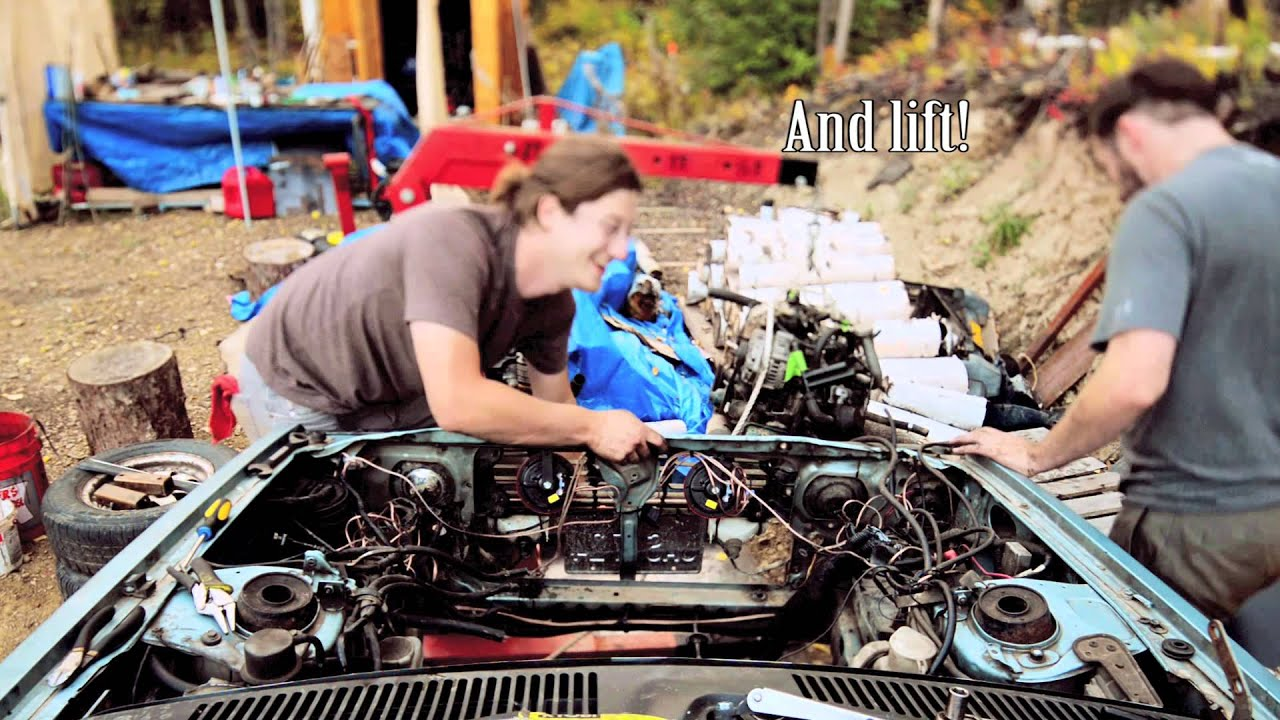 hight resolution of subaru brat ej swap alaska style