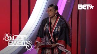 H.E.R. Wins Best R&B/Soul Female Artist Award!   Soul Train Awards '19