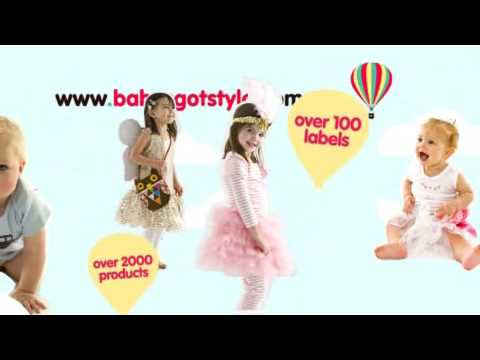 Babys Got Style - online children's fashion and shopping