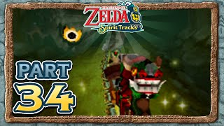 The Legend of Zelda: Spirit Tracks - Part 34 - Dark Ore Mine!