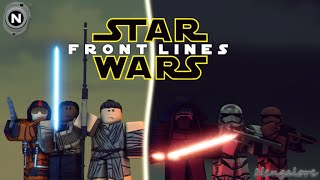 Star Wars En Roblox Ep2