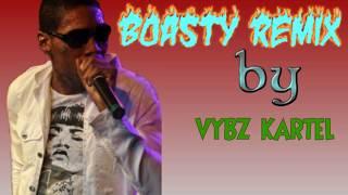 Vybz Kartel - Boasty Remix ( Audio)