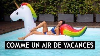 COMME UN AIR DE VACANCES VLOG || Léna Situations