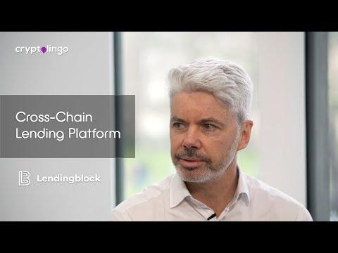 Lendingblock | Cross-Chain Lending Platform | Crypto Investor Show 2018