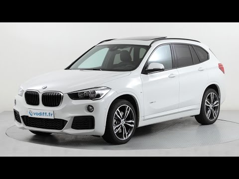 bmw x1 20d xdrive 190 cv m sport automatique youtube. Black Bedroom Furniture Sets. Home Design Ideas