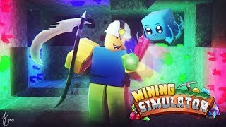 [ROBLOX] Mining Simulator more Giveaways!/SUB Goal! 110+ SUSBCRIBERS