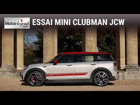 Mini Clubman JCW