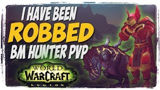 patch 7 1 5 live on the 10th bm hunter 2v2 pvp wow legion patch 7 1