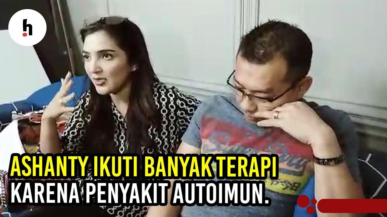 Ashanty Ikuti Banyak Terapi Karena Penyakit Autoimun Youtube