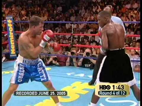 (Fight 34) Floyd Mayweather vs. Arturo Gatti [2005-06-25]